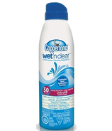 Coppertone Wet'n Clear Sunscreen Continuous Spray