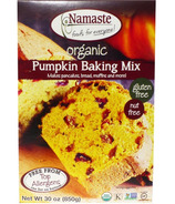 Namaste Foods Organic Pumpkin Baking Mix