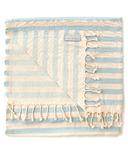 Stray & Wander Harbour Turkish Towel Crystal Blue