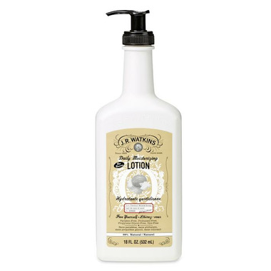 J.R. Watkins Moisturizing Body Lotion Pump Coconut Milk & Honey