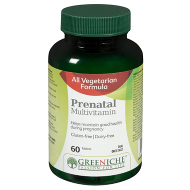 Greeniche Prenatal Multivitamin