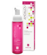 ANDALOU naturals 1000 Roses Cleansing Foam Sensitive