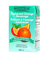 Resource Thickened Orange Beverage
