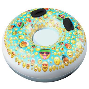 Incredible Novelties Emoji Snow Tube