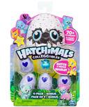 Hatchimals CollEGGtibles 4 Pack + Bonus Hatchimal