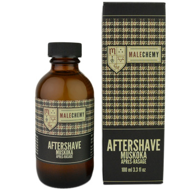 Malechemy by Cocoon Apothecary Muskoka Aftershave