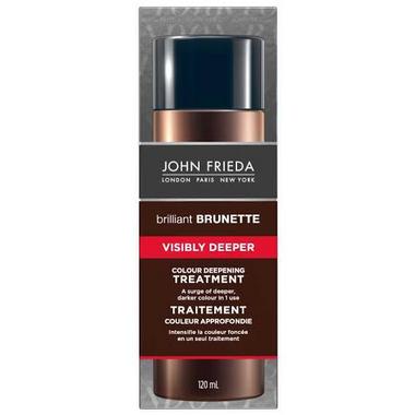 John Frieda Brilliant Brunette Visibly Deeper Colour Deepening Treatment