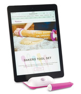 Bakelicious Tablet Stand & Stylus
