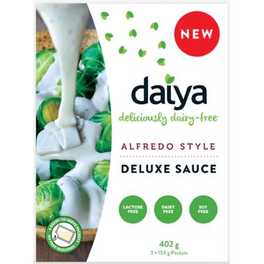Daiya Alfredo Style Deluxe Cheeze Sauce