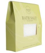 Rocky Mountain Soap Co. Lemongrass Bath Salt