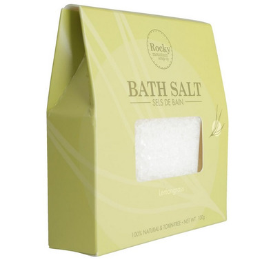 Rocky Mountain Soap Co. Lemongrass Bath Salt
