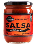 Neal Brothers All Natural Habanero Salsa