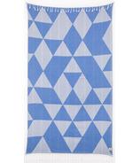 Tofino Towel The Chinook Cobalt Turkish Towel