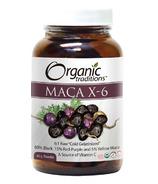Organic Traditions Maca X-6 Powder 6:1