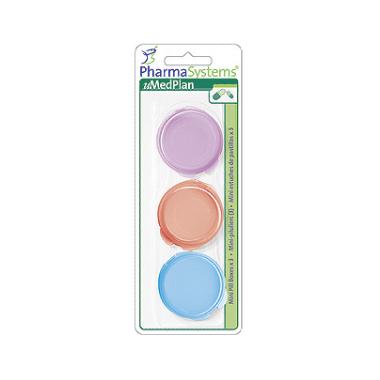 PharmaSystems Mini Pill Pods