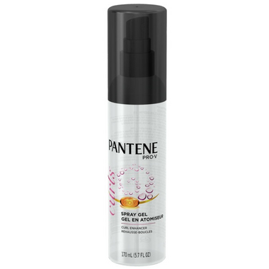 Pantene Curl Scrunching Spray Gel