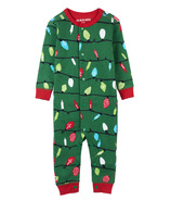 Hatley Baby Romper with Cap Northern Lights