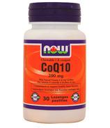 NOW Foods Chewable CoQ10