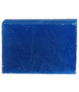 The Soap Works Lavender Blue Glycerin Soap Bar