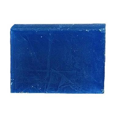 The Soap Works Lavender Blue Glycerin Soap Bar