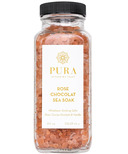 Pura Botanicals Rose Chocolate Sea Soak