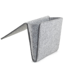 Kikkerland Felt Bedside Caddy