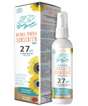 Green Beaver Natural Mineral Sunscreen Spray