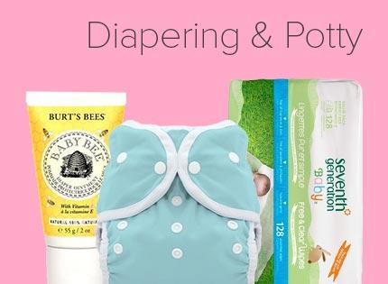 Diapering & Potty