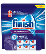 Finish Quantum Max Shine & Protect Dishwasher Tablets