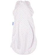 Grosnug Newborn Light Weight Swaddle Grobag Rainbow Spot