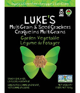 Luke's Organic Garden Vegetable Crackers