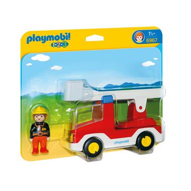 Playmobil Ladder Unit Fire Truck