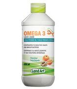 Land Art Omega 3 Liquid