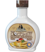 Rockwell's Whole Foods Organic Coconut Syrup Maple Flavour