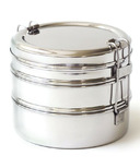 ECOlunchbox Tri Bento Stainless Steel Container