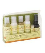 Hugo Naturals Vanilla & Sweet Orange Travel Pack
