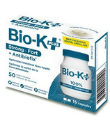 Bio-K+ Probiotic Capsules 50 Billion