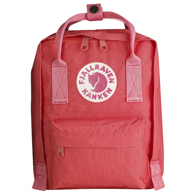 Fjallraven Kanken Mini Backpack Peach Pink
