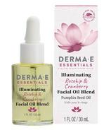 Derma E Essentials Illuminating Rosehip and Cranberry Face Oil