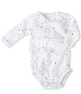 aden + anais Long Sleeve Kimono Body Suit Night Sky Starburst