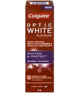 Colgate Optic White Whiten & Protect Toothpaste