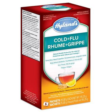 Hylands cold medicine