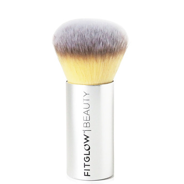 Fitglow Beauty Vegan Teddy Round Brush
