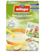 Milupa Rice Cereal with Yogurt, Apple, Banana