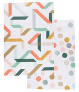DanicaStudio Tea Towel Calliope & Carousel