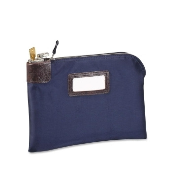 MMF Currency Bag with Built-in Lock