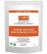 Rootalive Organic Fenugreek Seed Powder