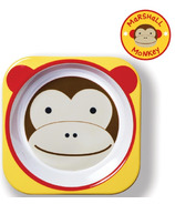 Skip Hop Zoo Tableware Melamine Bowl Monkey Design