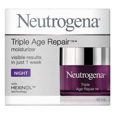 Neutrogena Triple Age Repair Moisturizer Night