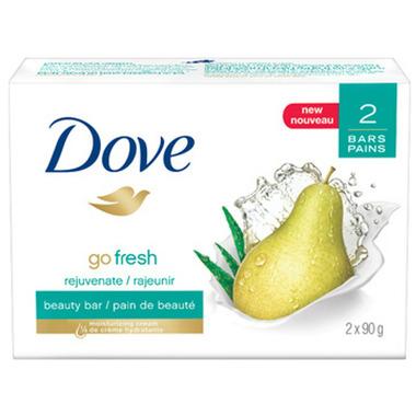 Dove Go Fresh Pear & Aloe Vera Beauty Bar